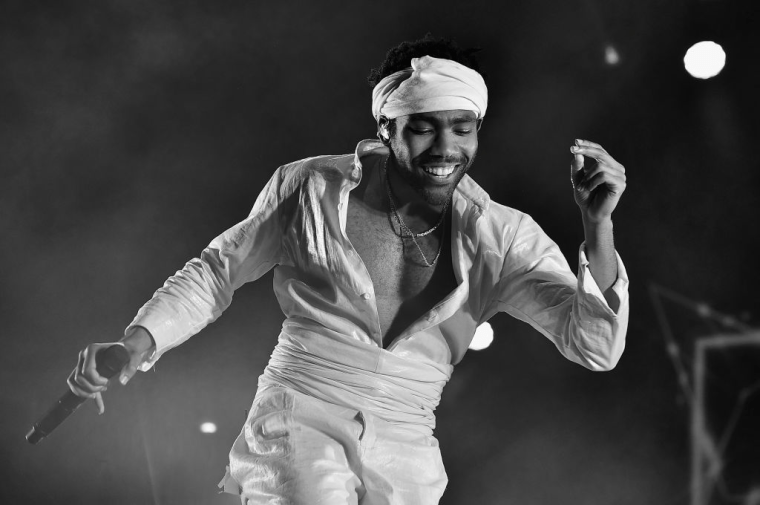 Childish Gambino will be performing at the Grammys for the first time