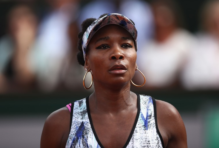 Venus Williams Speaks Out About Fatal Car Crash