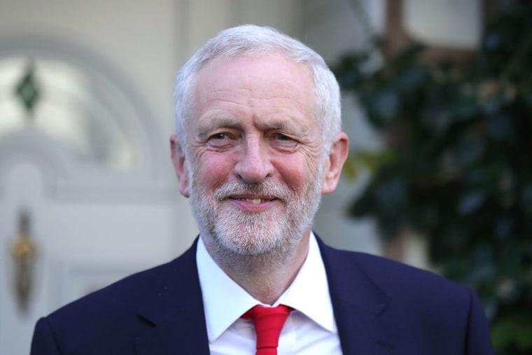 Jeremy Corbyn To Introduce Run The Jewels At Glastonbury