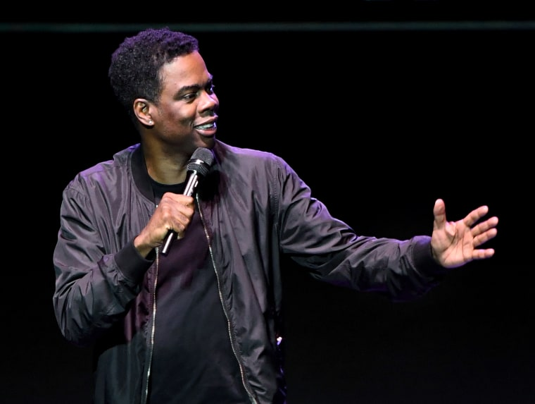 Chris Rock's first comedy special in 10 years is out tomorrow