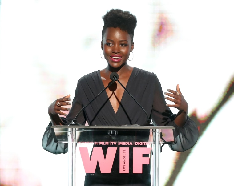 Lupita Nyong'o photographer says sorry for Photoshopping <i>Grazia </i>cover