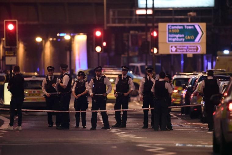 One Dead In Terror Attack Near London Mosque