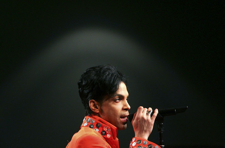 """Hear An Unreleased Prince Track, """"Moonbeam Levels"""""""