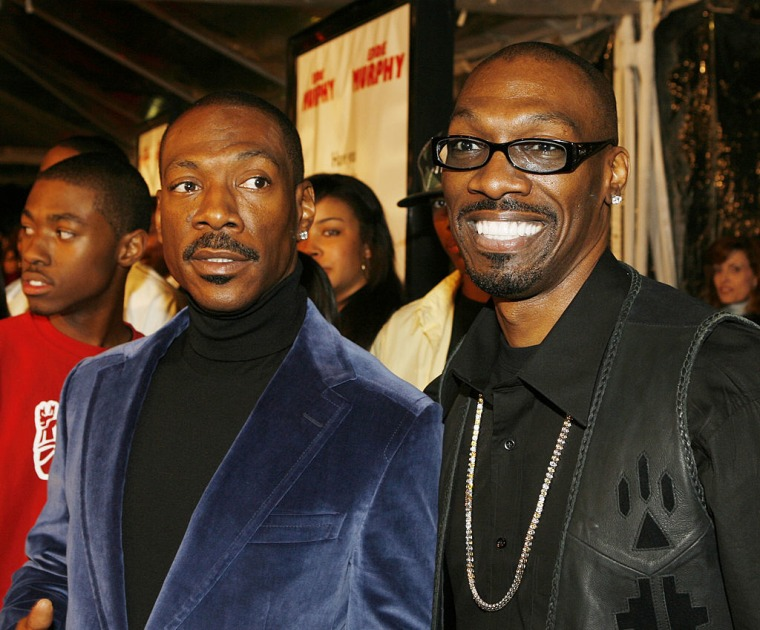 Eddie Murphy And Family Pay Tribute To Charlie Murphy