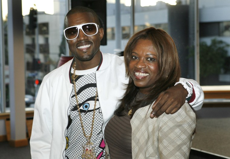 Kanye West forgives surgeon who operated on his mum before her death