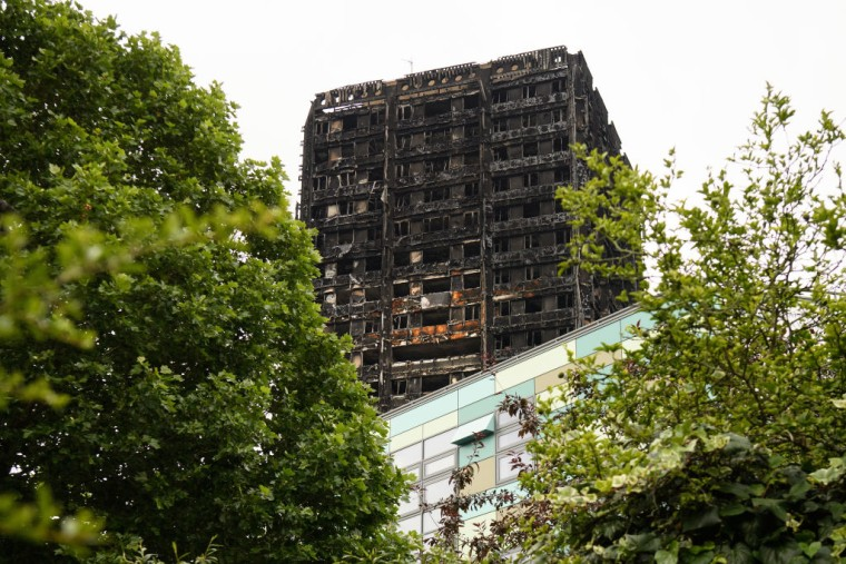 """The U.K. Government Has Installed A """"Taskforce"""" To Aid Grenfell Tower Recovery"""