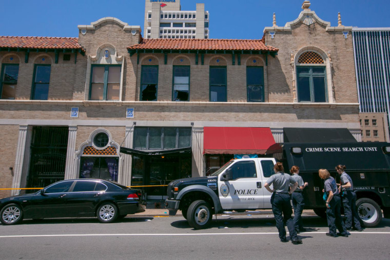 Arrests Made Following Shooting At Little Rock Nightclub