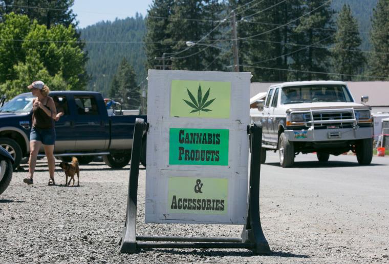 A Cannabis Company Bought A California Town