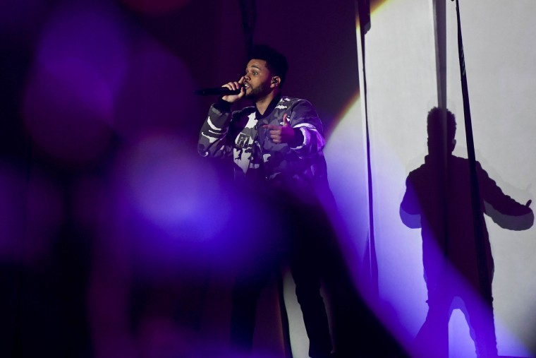 The Weeknd Did Not Perform At The VMAs As Planned