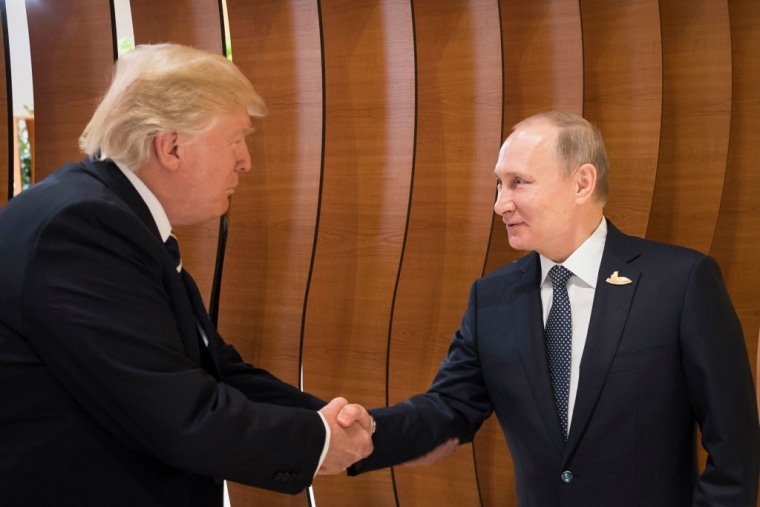 White House Confirms Trump Held An Undisclosed Second G20 Meeting With Putin