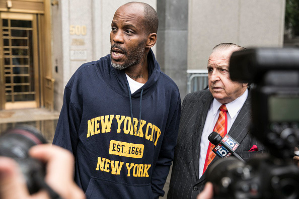 DMX Pleads Not Guilty To Tax Fraud