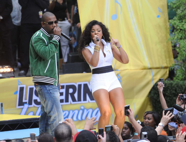 Ja Rule Might Be Going On Tour With Ashanti