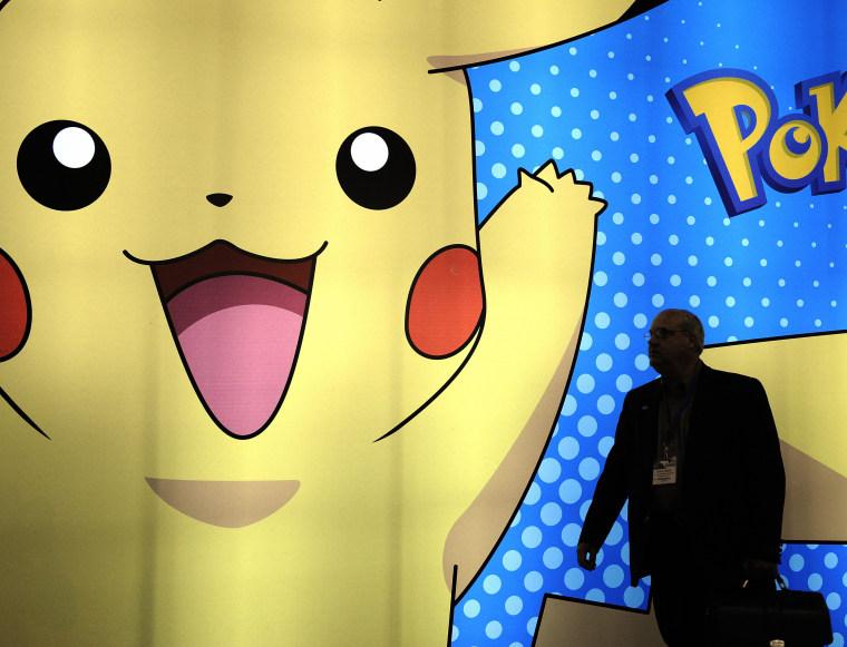 """Pokémon Go Developer Blames Full Google Data Access On An """"Error"""""""