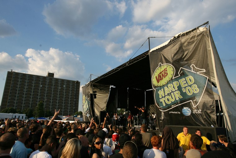 Warped Tour Announces 2018 Will Be Its Final Year