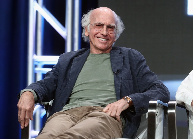 Watch Larry David Get Heroic In The New <i>Curb Your Enthusiasm</i> Trailer