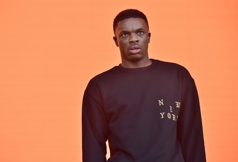 "Vince Staples tells kids to ""Stay in school"" after watching VICE's gang initiation documentary"