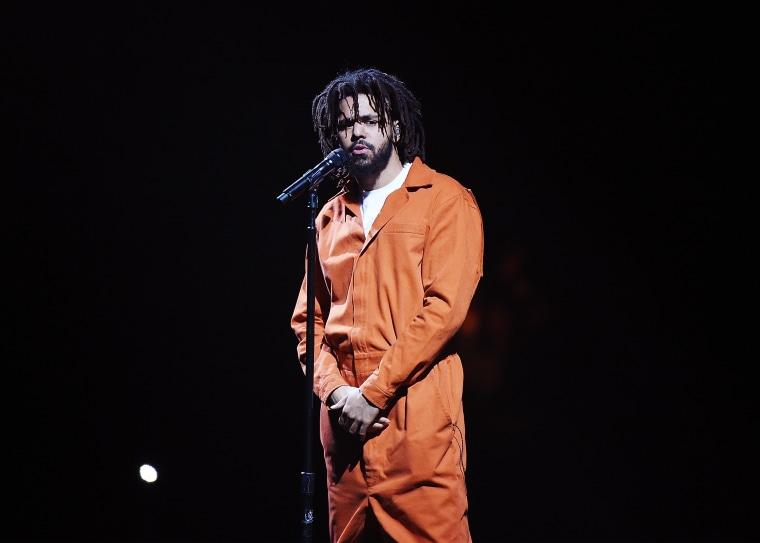 J. Cole announces Dreamville Festival