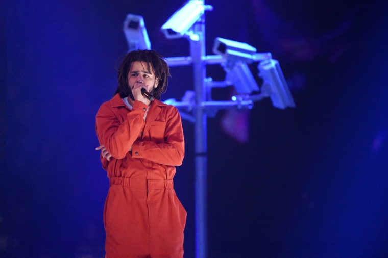 J. Cole's <i>KOD</i> sets U.S. first-day streaming records on Apple Music and Spotify