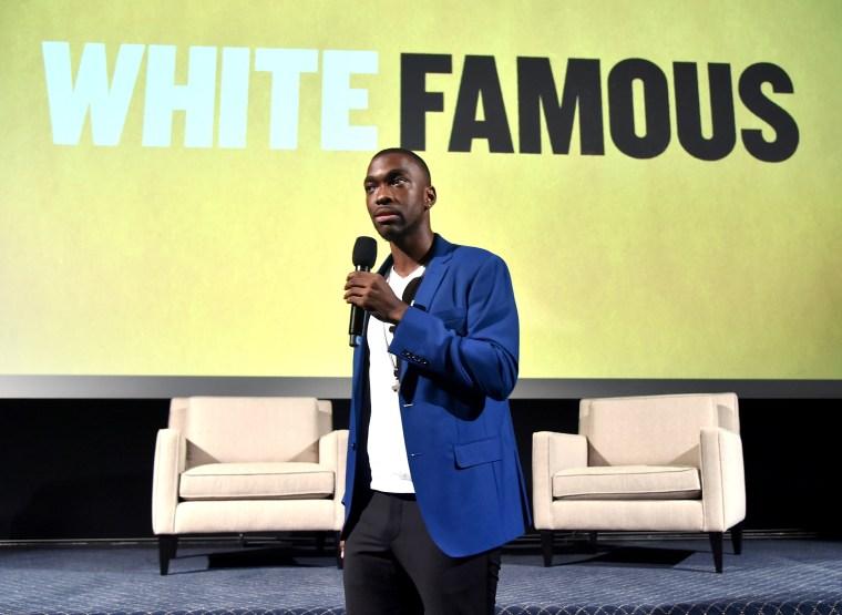 <i>White Famous</i> starring Jay Pharoah, canceled after one season