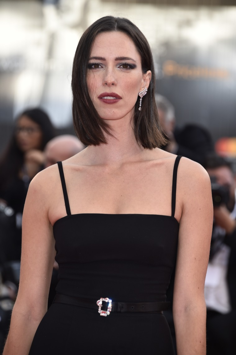 Rebecca Hall regrets working with Woody Allen, donates salary from <i>A Rainy Day in New York</i> to Time's Up