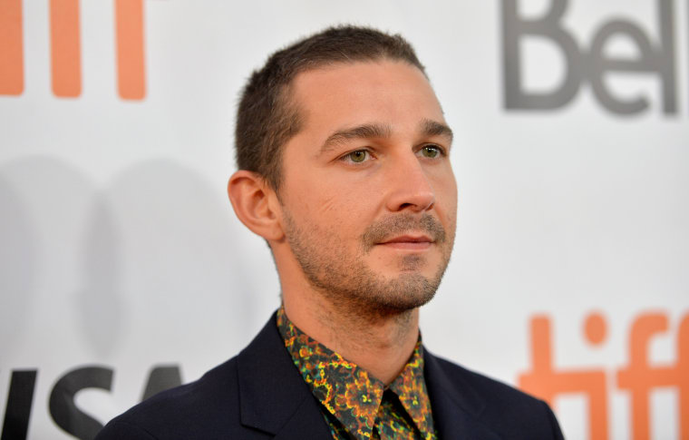 "Shia La Beouf on Kanye West ""He took all my fucking clothes"""