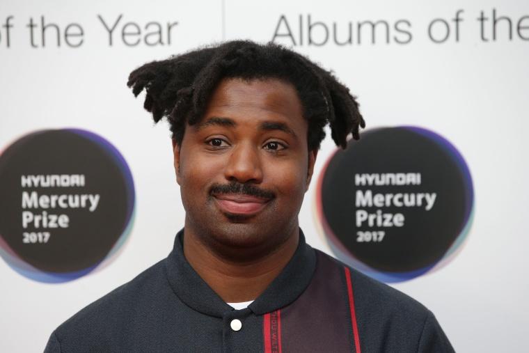 Soul singer Sampha wins prestigious Mercury Prize award