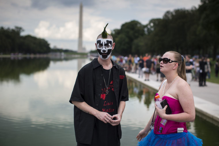 At least 13,642 people have tried to find love using an Insane Clown Posse-related screen name
