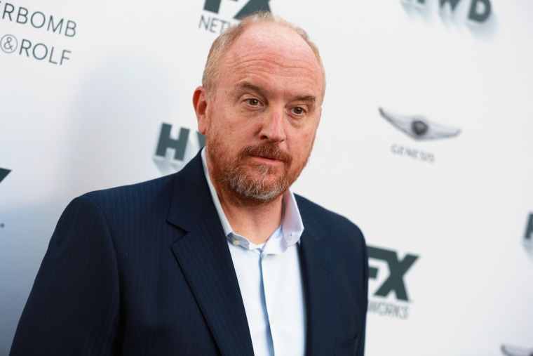 FX cuts ties with Louis CK, ending 4 TV shows
