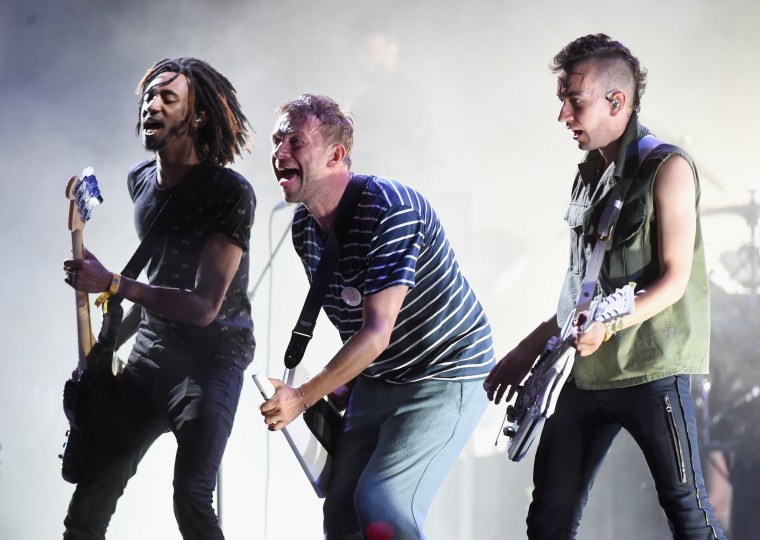 Gorillaz are dropping a new album next month