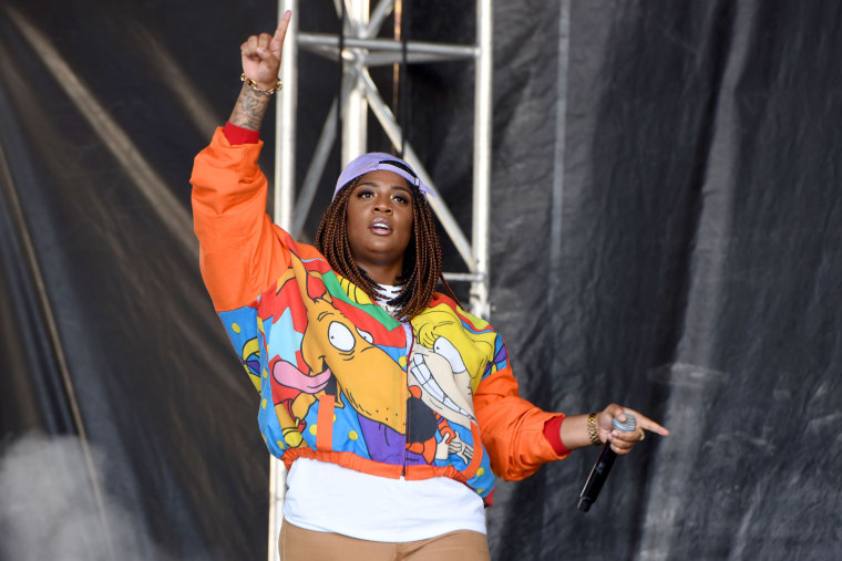 "Kamaiyah shares new song ""Henny On Ice"""