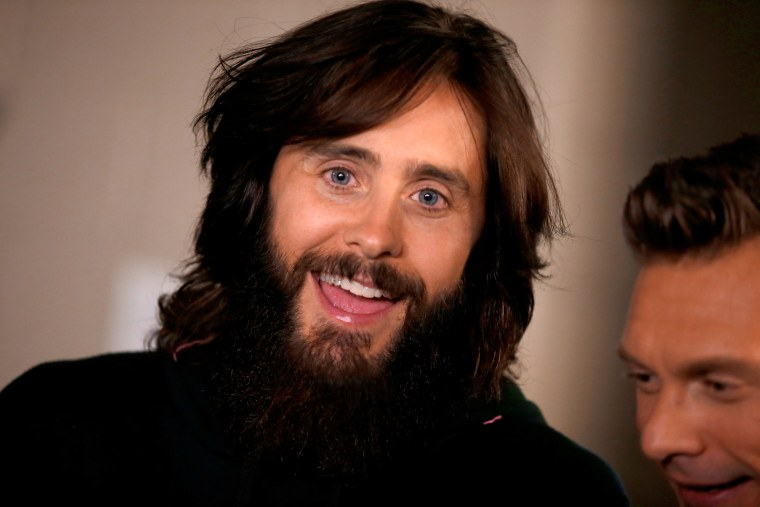 Jared Leto is going to play Hugh Hefner in a new biopic