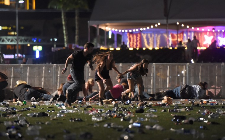 At least 50 dead after shooting at country music festival in Las Vegas