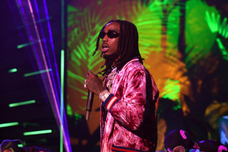 Quavo's lawyer speaks out as NYPD reportedly gathers evidence in jewellery fight