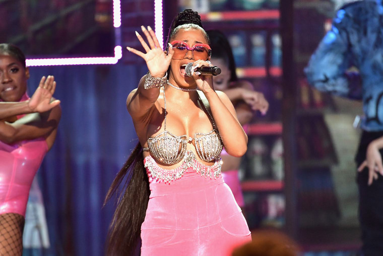 Cardi B won it all during the BET Hip Hop Awards