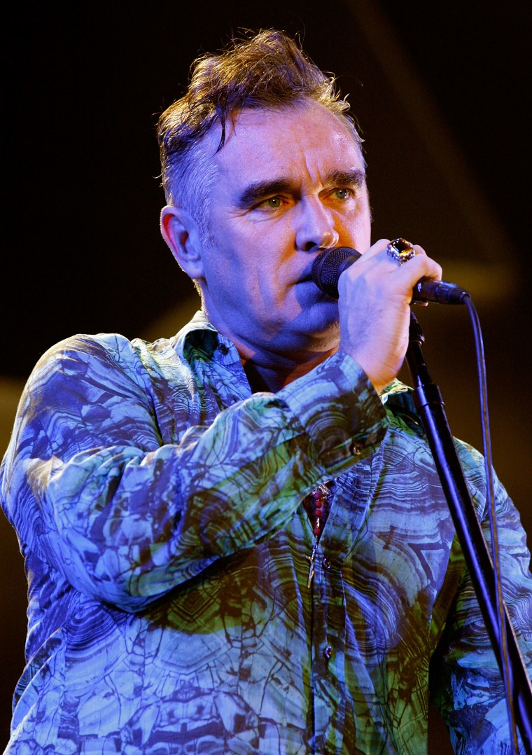"""Morrissey on sexual abuse victims of Kevin Spacey and Harvey Weinstein: """"People know exactly what happens"""""""