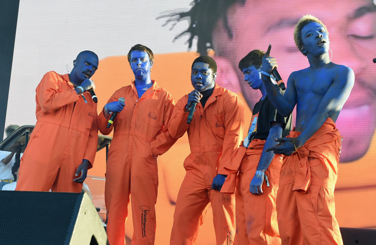Brockhampton's S/S '18 collection is now available