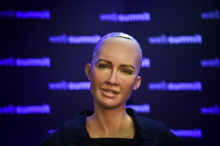 Twitter is preparing for Sophia the robot to destroy all humans, and the results are hilarious