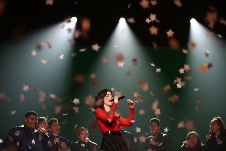 Lorde criticised by U.S. rabbi after pulling Israel show