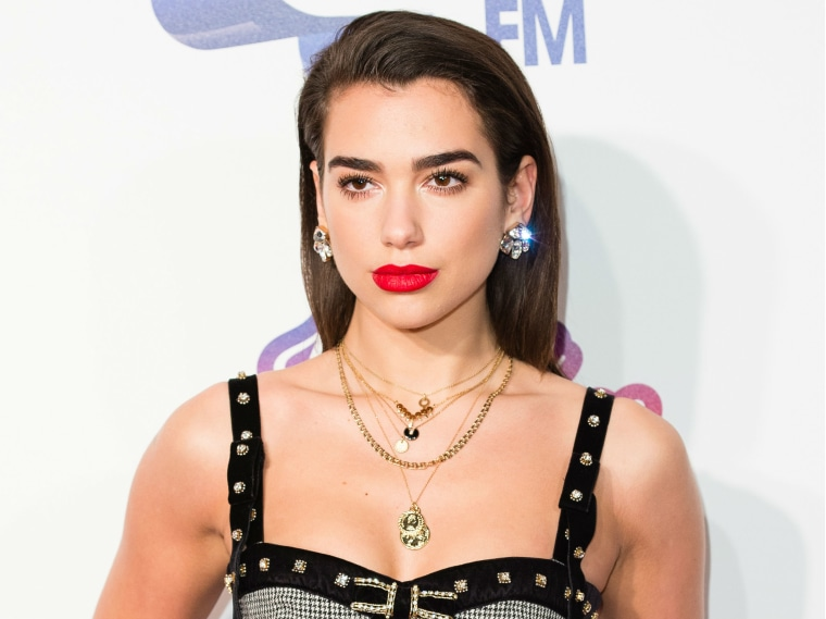 Dua Lipa makes Brit Award history with 5 nominations