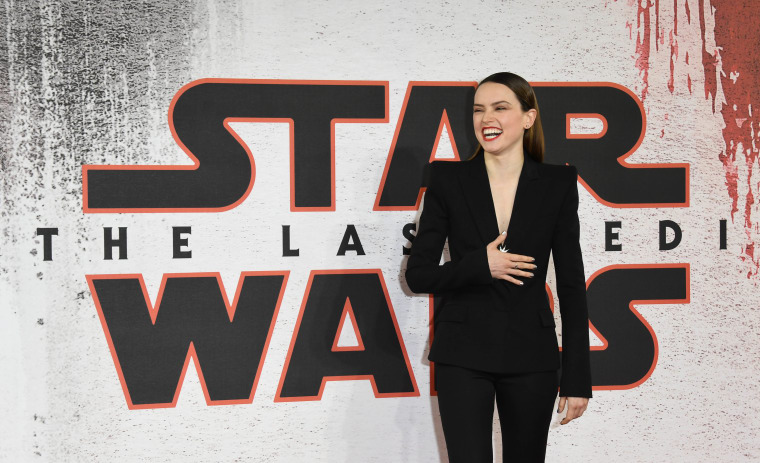 <i>Star Wars: The Last Jedi</i> was the highest-grossing film of 2017