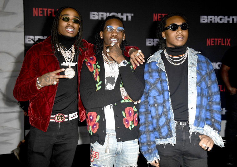 Quavo shares update on Migos's <I>Culture II</I>