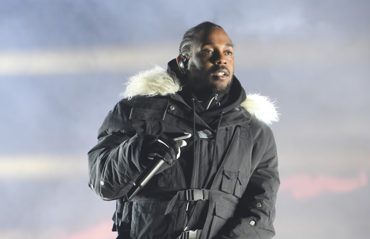 Kendrick Lamar will perform at this year's Grammys