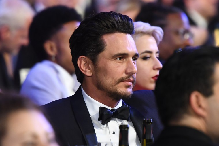 James Franco was removed from<i> Vanity Fair's</i> Hollywood cover