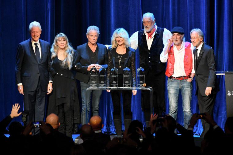 Watch Harry Styles, Lorde, HAIM, and more honor Fleetwood Mac