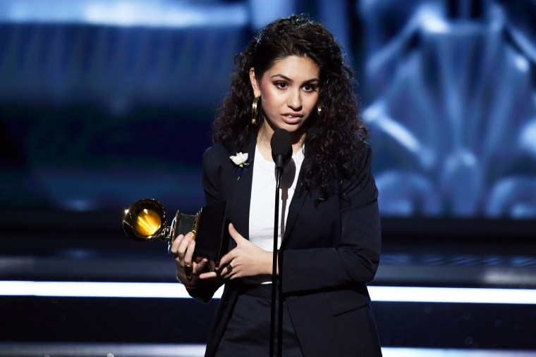 """Recording Academy president says women artists """"need to step up"""" to win more awards"""