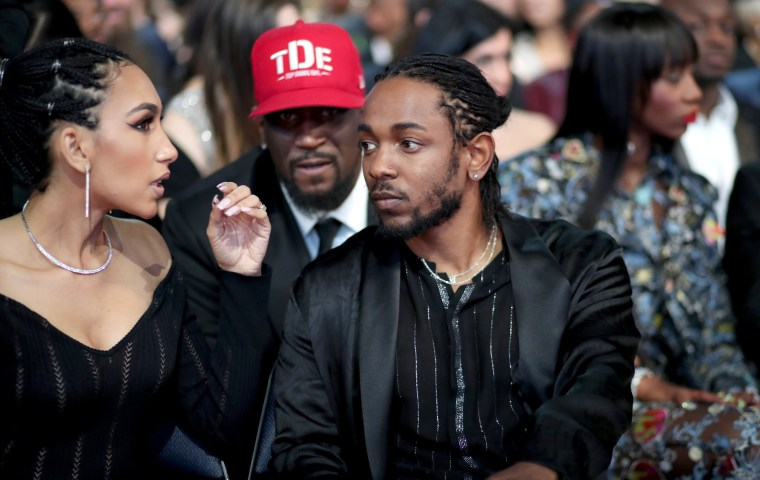 Kendrick Lamar and TDE bought out 3 cinemas for kids to see <i>Black Panther</i>