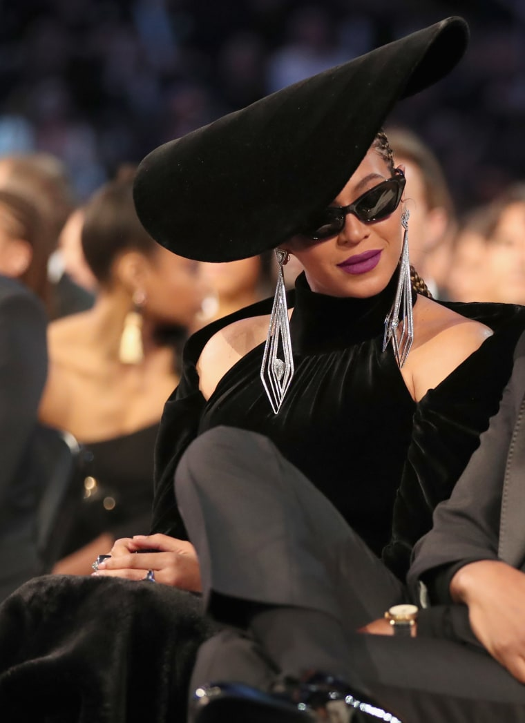 Beyoncé's team is reportedly not interested in revealing her biter's name