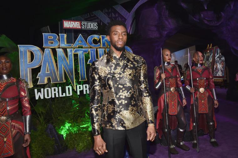 <i>Black Panther</i> made a billion dollars in 26 days