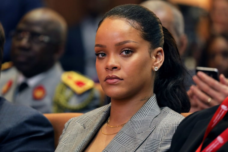 Snapchat Pulls Rihanna Ad That 'Made Light of Domestic Violence'