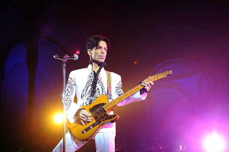 Spotify Hints At Prince's Return To Major Streaming Services With Purple Ads